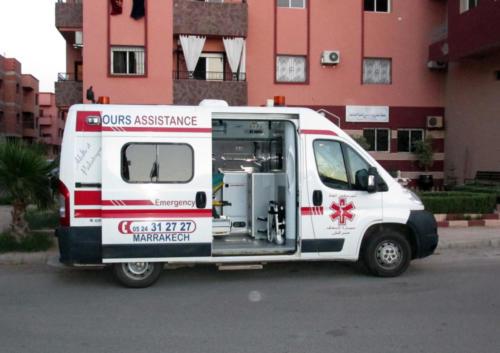 Assistance médicale